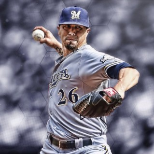 Instagram media by wiscofx - Kyle Loshe goes for the #Brewers tonight! Can the Brewers make it 3 in a row? #kyleloshe #baseball