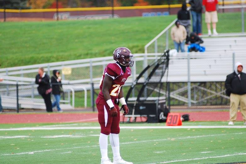 2017 Nfl Draft Lawrence Elliott Bloomsburg Huskies
