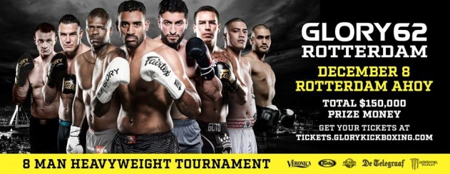 Combat Sports: GLORY 62 Results