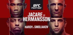 UFC Fight Night 150